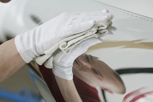 Aircraft Detailing